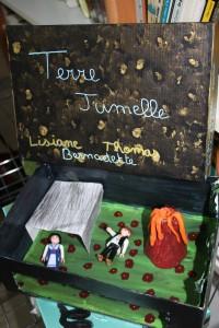 La boîte à histoire de Nina, Léa, Clara et Sophie